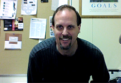 UCCS finance instructor Gordon